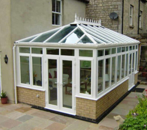 conservatory cleaning, Doune