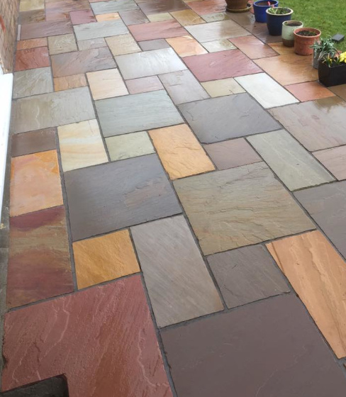Patio Cleaning, Stirling