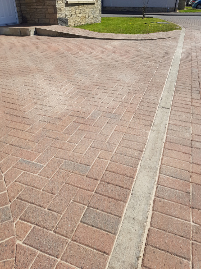 driveway cleaning, Falkirk